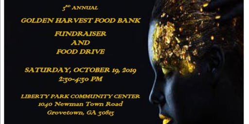ZFIT Crew Presents: Da Black and Gold Affair:  Fundraiser and Food Drive