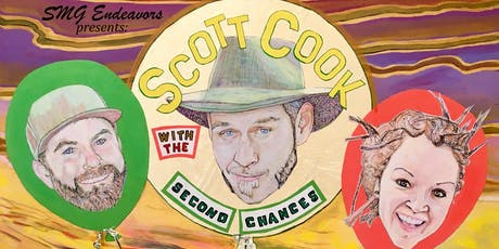 Scott Cook and the Second Chances w/ Justin Farren tickets