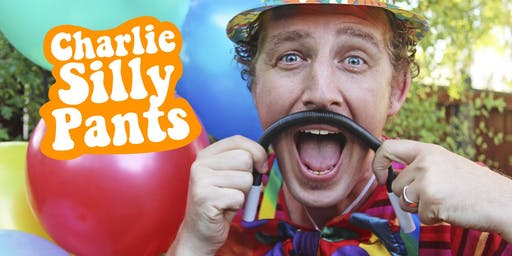 Charlie Silly Pants presents: The Funny Grand Final - Bunjil Place - 26/9