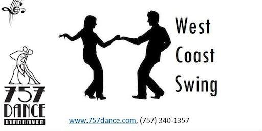 West Coast Swing Classes