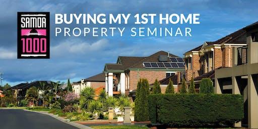 Samoa 1000 Property Workshop S1KSEP19A