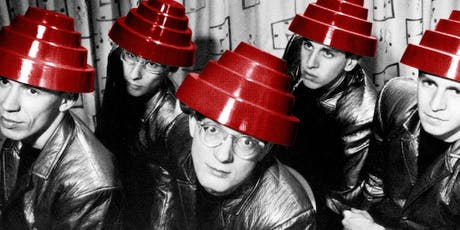 TALKING HEADS, DEVO, BLONDIE & THE B-52s - A NEW WAVE FEVER DJ TRIBUTE tickets