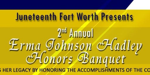 2nd Annual Erma Johnson Hadley Honors Banquet