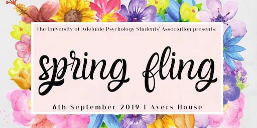 PsychBall 2019: Spring Fling