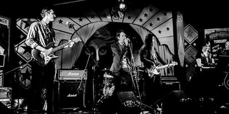The Ritualists, GLiDER,  Sara & The Scaliwags, Lily Black tickets