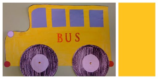 Wheels on the Bus Workshop (18 Months-6 Years)