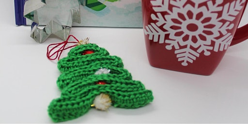 Mommy & Me: Make a Tree Ornament