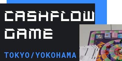 Cash Flow board game in Tokyo/Yokohama!