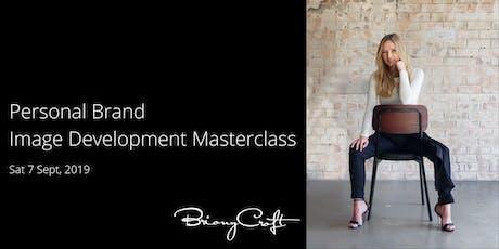 Personal Brand Image Development Masterclass tickets