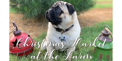 Christmas Market at the Farm & Pet Adoption