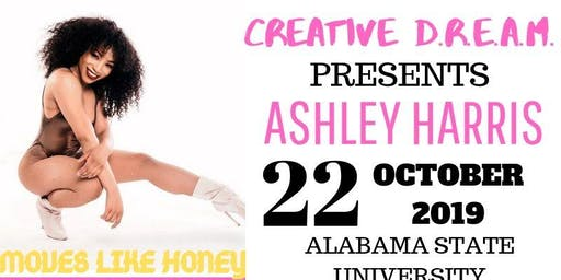 CREATIVE D.R.E.A.M. DANCE CYCLE: ASHLEY HARRIS