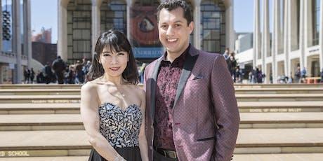 THE NEW YORKERS   Eiko Kano, violinist   Karen Hakobyan, pianist tickets
