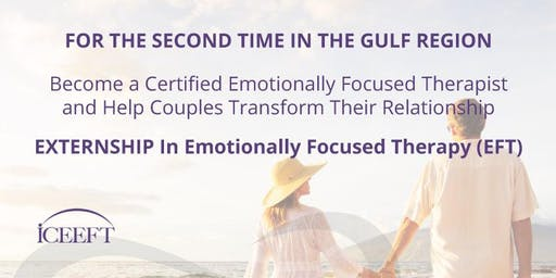 Training in Couple Therapy – Externship In Emotionally Focused Therapy EFT