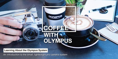 Coffee with Olympus - Learning About the Olympus System (M S Color - AMK) tickets
