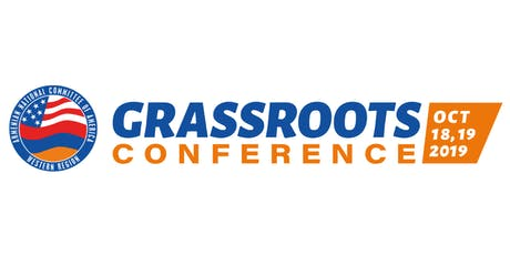 2019 ANC-WR Grassroots Conference tickets