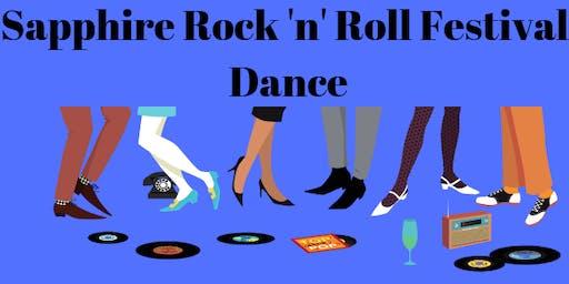 Sapphire Rock 'n' Roll Festival 1950's Dance