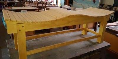 Make a Wave Bench
