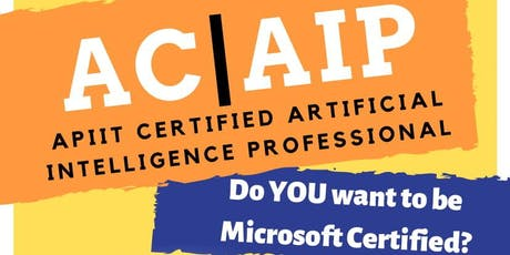 APIIT Certified Artificial Intelligence Professional tickets
