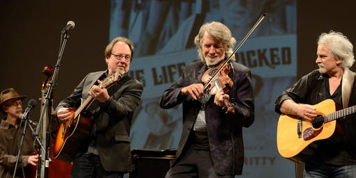FAYETTEVILLE ROOTS PRESENTS:  John McEuen and the String Wizards