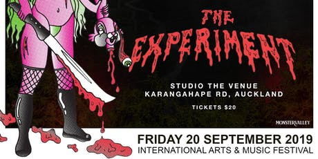 The Experiment 2019 tickets