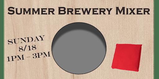 JHRTS-LA Summer Brewery Mixer