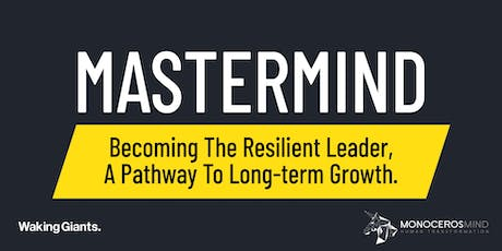 Becoming The Resilient Leader, A Pathway To Long-term Growth. tickets