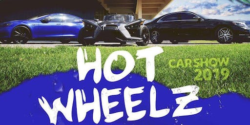 HOT WHEELZ CAR SHOW 2019  : HAWAII EDITION