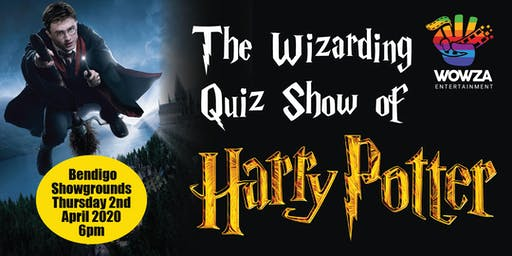 THE WIZARDING QUIZ SHOW OF HARRY POTTER