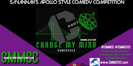Change My Mind Comedy Competition Season 2