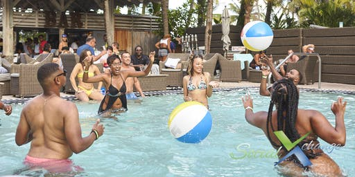 The Drip: Pool Party | Labor Day Weekend