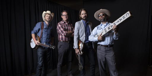 FAYETTEVILLE ROOTS PRESENTS:  Chatham County Line (Early Show)