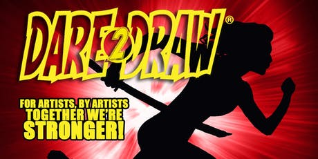 Dare2Draw with Special Guest Mentoring Artist Alitha E. Martinez! tickets