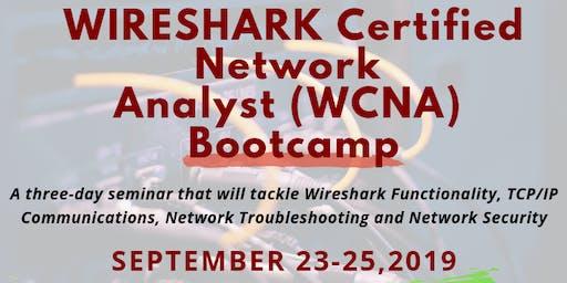 WIRESHARK Certified Network Analyst (WCNA) Bootcamp
