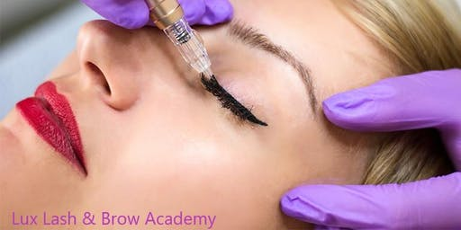 Permanent Makeup - Eyeliner, Eyeshadow & Lip Class