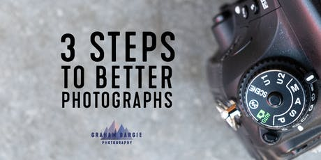 Steps to Better Photographs with Graham Dargie tickets