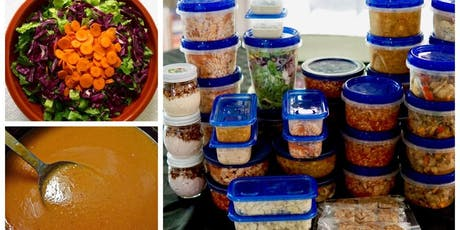 Plant-Based Batch Cooking & Meal Planning tickets