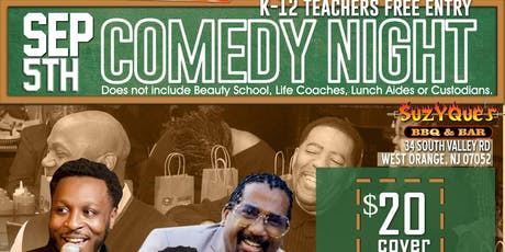 F. William Samuel and Friends presents Chocolate Thursdays Comedy Night-Season 4 tickets
