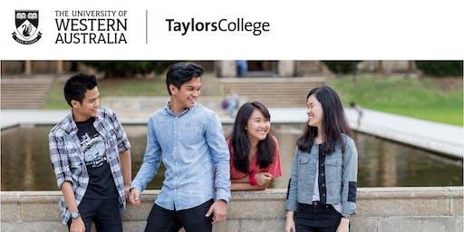 University of Western Australia Open Day - Singapore
