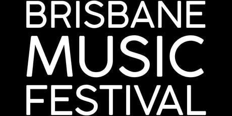 passing bells / Brisbane Music Festival tickets