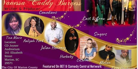 Crossing Thresholds movie & Relay of Laughter comedy show tickets