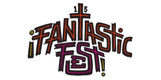 Fantastic Fest 2019 SECOND HALF Badge