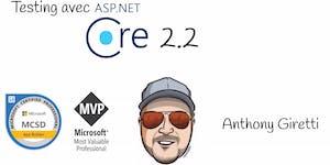 Testing dans ASP.NET Core 2.2