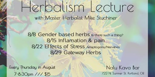 Healing with Plants - Intimate lectures with Master Herbalist