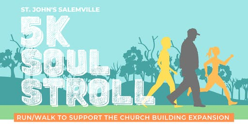 St. John's Salemville Soul Stroll 5K