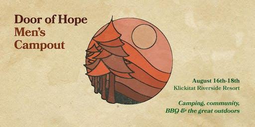 Door of Hope Men's Campout