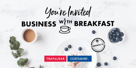 Business with Breakfast, Presented by Trafalgar - Townsville tickets