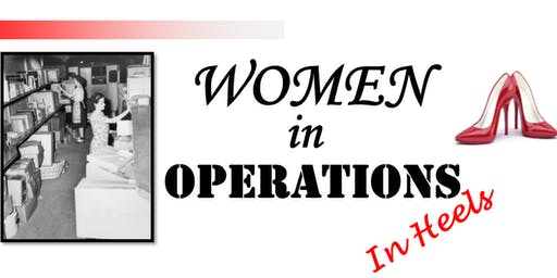 Women in Operations in Heels
