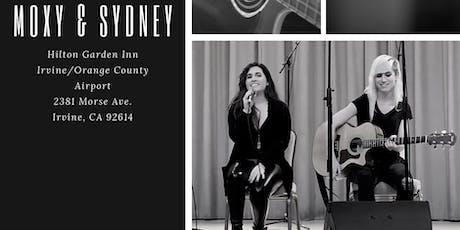 Acoustic Classic Rock & Pop - Moxy & Sydney tickets