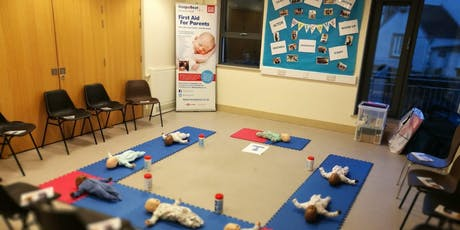 First Aid for Parents - Harlow Leisurezone tickets