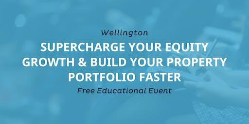 Workshop: Supercharge Your Cash Flow & Build Portfolio Equity Faster